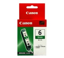 Canon BCI-6G Чернильница зеленая