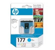 HP C8771HE (№177) Картридж голубой