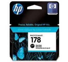 HP CB317HE (№ 178) Картридж черный фото