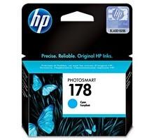HP CB318HE (№ 178) Картридж голубой
