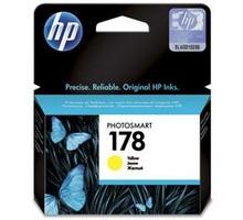 HP CB320HE (№ 178) Картридж желтый