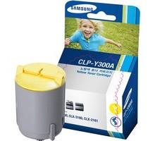 Samsung CLP-Y300A Картридж желтый