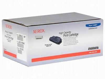 Тонер картридж XEROX PHASER 3100 OEM (Картридж 106R01379) 6000 страниц