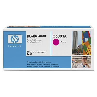 Заправка картриджа HP Q6003A для принтеров HP Color Laser Jet 1600/2600n/2605/2605dn/2605dtn/ CM 1015/CM 1017