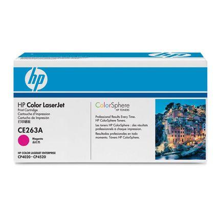 Заправка картриджа HP CE263A   для принтеров HP CLJ CP4025 / CP4525