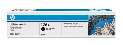 Заправка картриджа HP CE310A (126A) для принтеров HP LaserJet PRO CP1025 /CP1025nw
