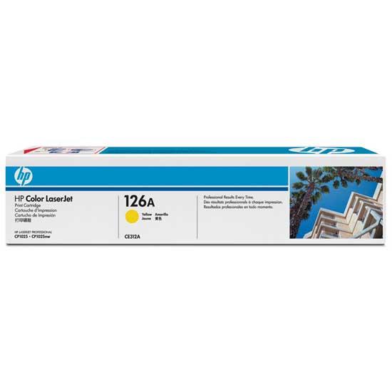 Заправка картриджа HP CE312A (126A) для принтеров HP LaserJet PRO CP1025 /CP1025nw