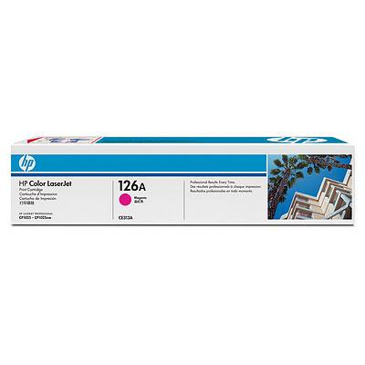 Заправка картриджа HP CE313A (126A) для принтеров HP LaserJet PRO CP1025 /CP1025nw