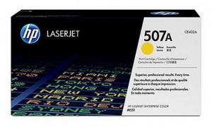 Заправка картриджа HP CE402A (507A) для принтеров для HP LJ Entrprise 500 M551n, M551dn, M551xh, M570dn, M570dw, M575dn, M575f