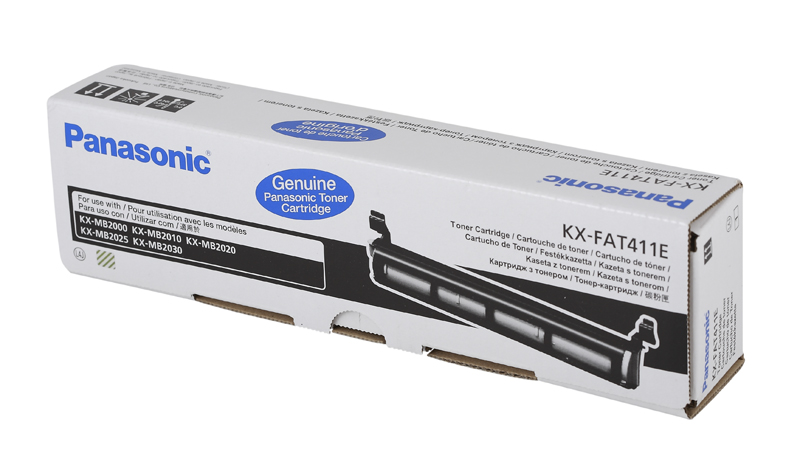 Картридж Panasonic KX-FAT411A