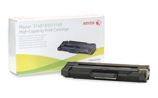 Тонер картридж XEROX PHASER 3140/55/60 (Картридж 108R00909) увеличенный