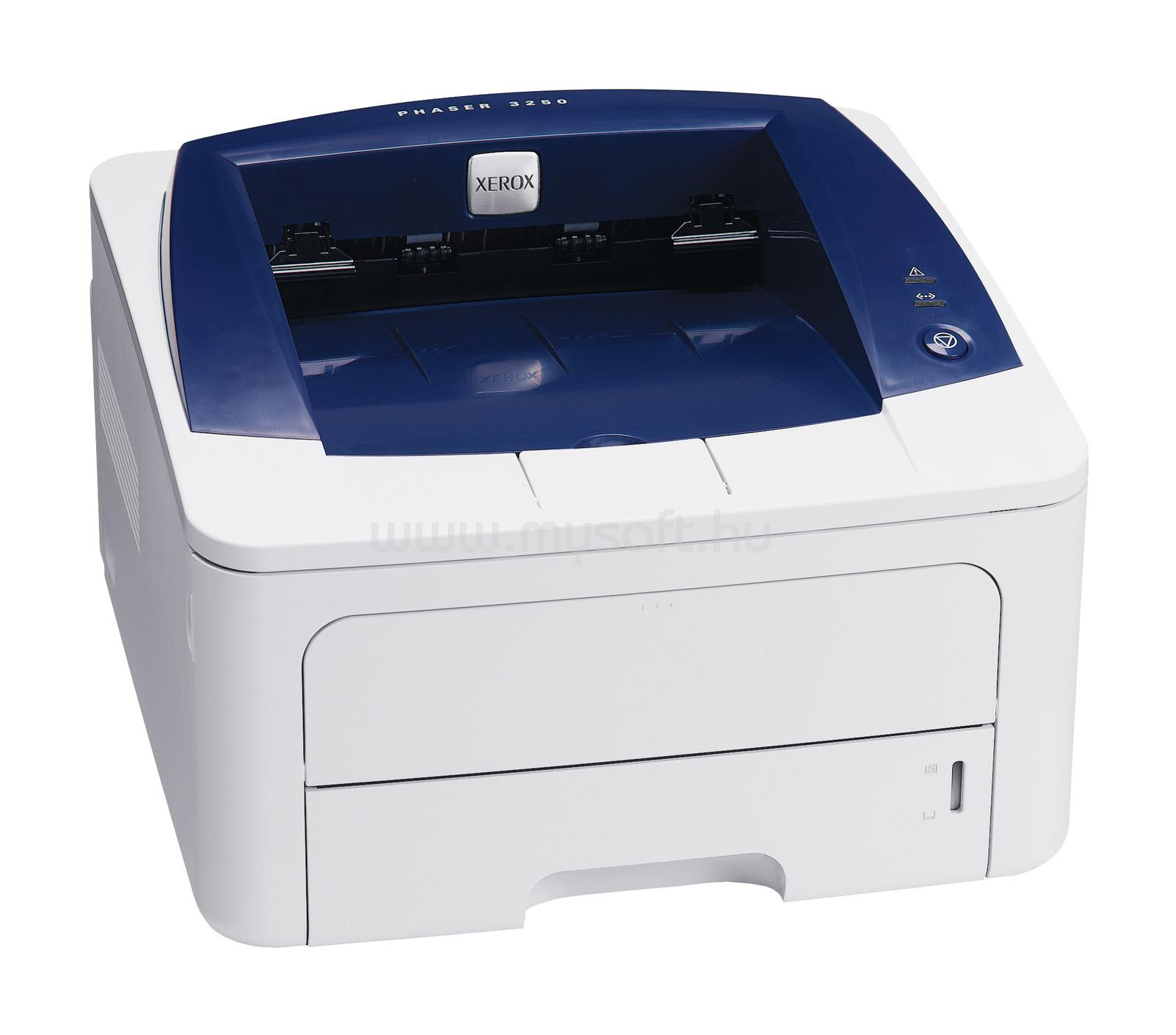 Прошивка аппарата Xerox  Phaser 3250D