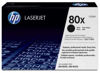 Заправка картриджа HP CF280X для LaserJet Pro 400 M401/M425