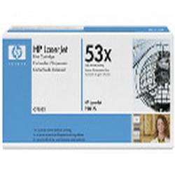 Заправка картриджа HP Q7553X для LaserJet P2014/P2015/M2727nf/M2727nfs