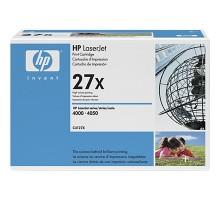 Заправка картриджа HP C4127X для LaserJet 4000/4050