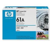 Заправка картриджа HP C8061A для LaserJet 4100
