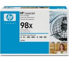 Заправка картриджа HP 92298X для LaserJet 4/4 /4M /5/5M