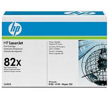 Заправка картриджа HP C4182X для LaserJet 8100/8150 и mopier 320