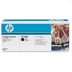 Заправка картриджа HP CE740A для LaserJet CP5225, CP5225n, CP5225dn