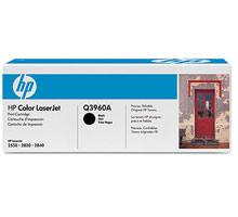 Заправка картриджа HP Q3960A для LaserJet 2550/2820/2840