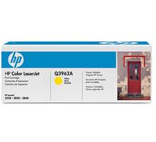Заправка картриджа HP Q3962A для LaserJet 2550/2820/2840
