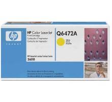 Заправка картриджа HP Q6472A для HP CLJ 3600