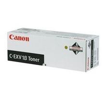 Заправка картриджа Canon C-EXV 18 для копиров IR1018/IR1022