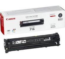 Заправка картриджа Canon 716Bk для LBP-5050, i-SENSYS LBP5050 MF8030/8040/8050/8080