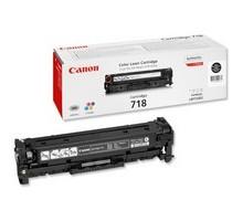Заправка картриджа Canon 718Bk для LBP-7200, i-SENSYS LBP7200/7660