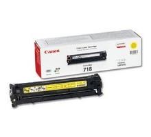 Заправка картриджа Canon 718Y для LBP-7200, i-SENSYS LBP7200/7660