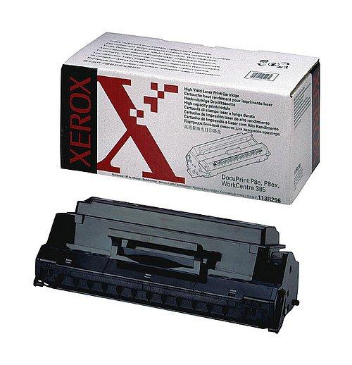 Заправка картриджа XEROX 113R00296 для DocuPrint p8, Document Workcentre 385