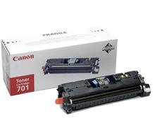 Заправка картриджа Canon 701Bk для LaserBase MF8180C i-Sensys, LBP-5200