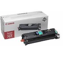 Заправка картриджа Canon 701C для LaserBase MF8180C i-Sensys, LBP-5200