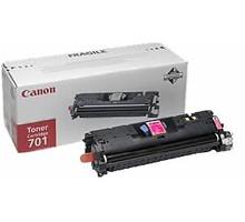 Заправка картриджа Canon 701M для LaserBase MF8180C i-Sensys, LBP-5200