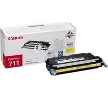 Заправка картриджа Canon 711Y для imageClass MF9220, MF9280, LaserBase MF8450 i-Sensys, MF9130, MF9170, MF9220, MF9280, LBP-5300, LBP-5360