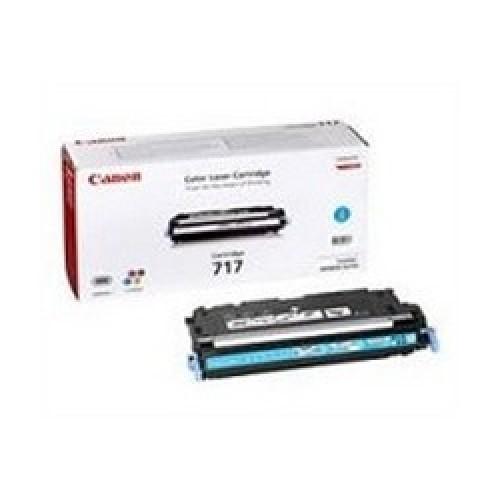 Заправка картриджа Canon 717C для LaserBase MF8450 i-Sensys