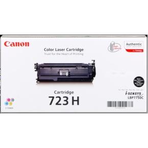 Заправка картриджа Canon 723H Bk для LBP 7750 i-Sensys