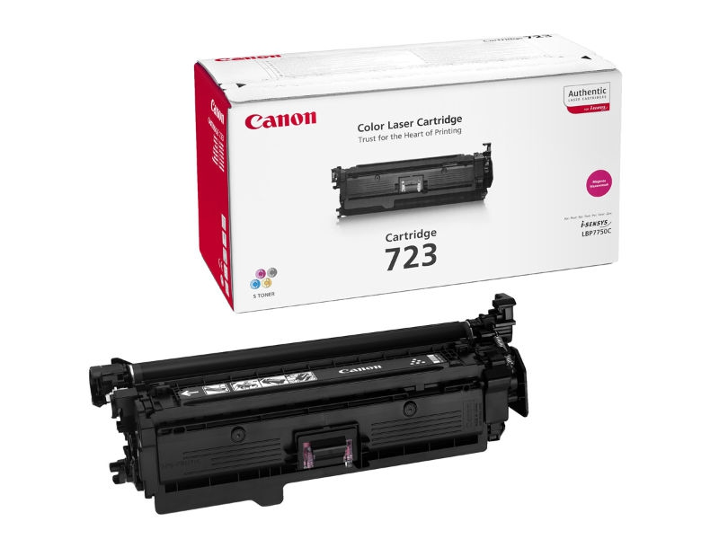 Заправка картриджа Canon 723M  для LBP 7750 i-Sensys