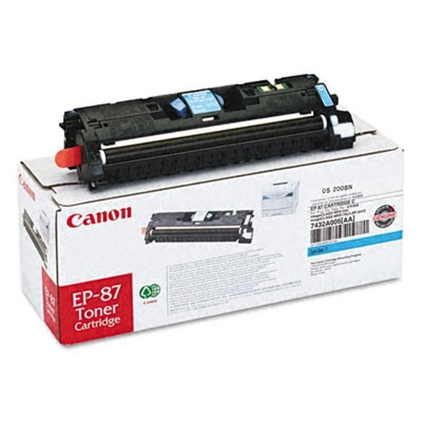 Заправка картриджа Canon EP-87C для ImageClass MF8170, MF8180, LBP-87, LBP-2410