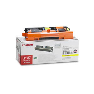 Заправка картриджа Canon EP-87Y для ImageClass MF8170, MF8180, LBP-87, LBP-2410