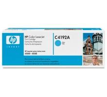 Заправка картриджа HP C4192A для Color LaserJet 4500, 4550