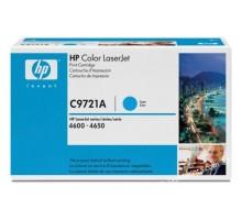 Заправка картриджа HP C9721A для Color LaserJet 4600, 4650