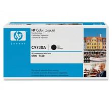 Заправка картриджа HP C9730A для Color LaserJet 5500, 5550