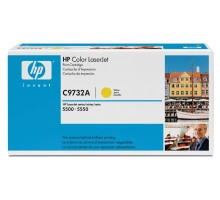 Заправка картриджа HP C9732A для Color LaserJet 5500, 5550