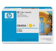 Заправка картриджа HP CB402A для Color LaserJet CP4005