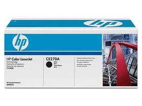 Заправка картриджа HP CE270A для Color LaserJet CP5520 Enterprise, CP5525