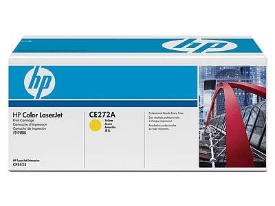 Заправка картриджа HP CE272A для Color LaserJet CP5520 Enterprise, CP5525