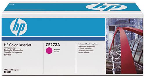 Заправка картриджа HP CE273A для Color LaserJet CP5520 Enterprise, CP5525