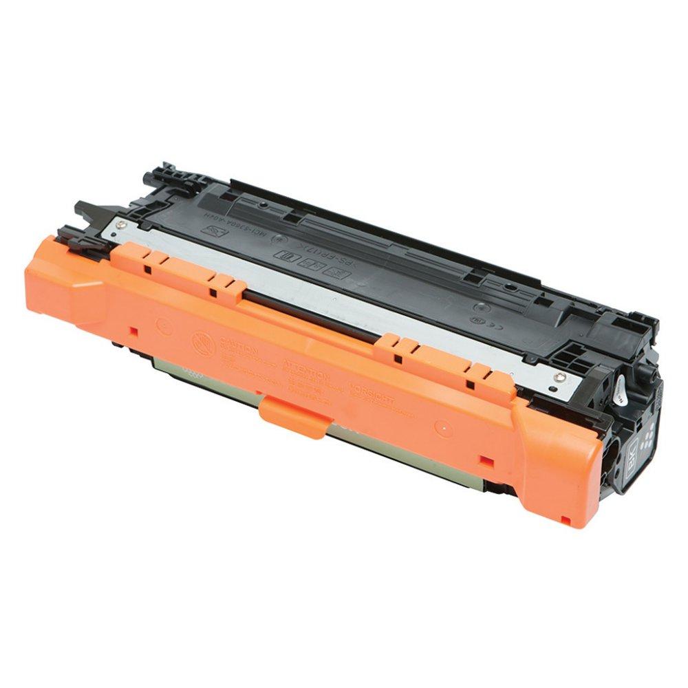 Заправка картриджа HP CE400X для Color LaserJet M551 Enterprise 500 color Printer