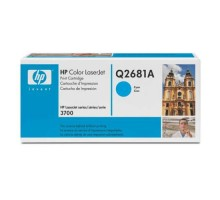 Заправка картриджа HP Q2681A для Color LaserJet 3700